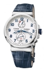 Ulysse Nardin Marine Chronometer Manufacture 43mm 1183-126/60 watch