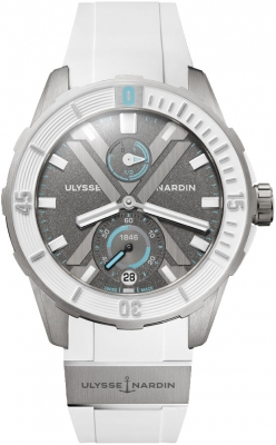 Buy this new Ulysse Nardin Diver X 44 mm 1183-170LE-3/90-ANT mens watch for the discount price of £7,938.00. UK Retailer.