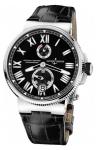 Ulysse Nardin Marine Chronometer Manufacture 45mm 1183-122/42 watch