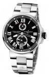 Ulysse Nardin Marine Chronometer Manufacture 45mm 1183-122-7m/42 watch