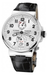 Ulysse Nardin Marine Chronometer Manufacture 43mm 1183-126/61 watch