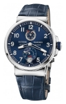 Ulysse Nardin Marine Chronometer Manufacture 43mm 1183-126/63 watch