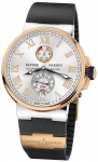Ulysse Nardin Marine Chronometer Manufacture 45mm 1185-122-3/41 v2 watch