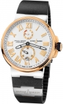 Ulysse Nardin Marine Chronometer Manufacture 45mm 1185-122-3t/41 watch
