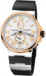 Ulysse Nardin Marine Chronometer Manufacture 45mm 1185-122-3t/41 watch