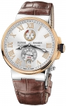 Ulysse Nardin Marine Chronometer Manufacture 45mm 1185-122/41 v2 watch