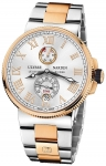 Ulysse Nardin Marine Chronometer Manufacture 45mm 1185-122-8m/41 v2 watch