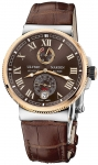 Ulysse Nardin Marine Chronometer Manufacture 43mm 1185-126/45 watch
