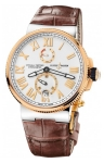 Ulysse Nardin Marine Chronometer Manufacture 45mm 1185-122/41 watch