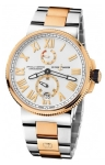 Ulysse Nardin Marine Chronometer Manufacture 45mm 1185-122-8m/41 watch
