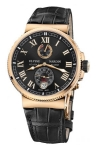 Ulysse Nardin Marine Chronometer Manufacture 43mm 1186-126/42 watch
