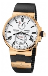 Ulysse Nardin Marine Chronometer Manufacture 45mm 1186-122-3/40 watch