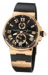 Ulysse Nardin Marine Chronometer Manufacture 45mm 1186-122-3/42 watch