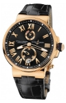 Ulysse Nardin Marine Chronometer Manufacture 45mm 1186-122/42 watch