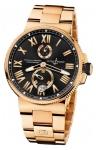 Ulysse Nardin Marine Chronometer Manufacture 45mm 1186-122-8m/42 watch