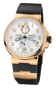 Ulysse Nardin Marine Chronometer Manufacture 43mm Mens watch, model number - 1186-126-3/61, discount price of £20,017.00 from The Watch Source