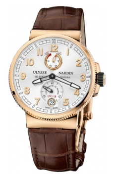 Ulysse Nardin Marine Chronometer Manufacture 43mm Mens watch, model number - 1186-126/61, discount price of £18,700.00 from The Watch Source
