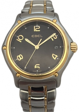 Ebel 1911 Quartz Mens watch, model number - 1187241/15665p, discount price of £1,010.00 from The Watch Source