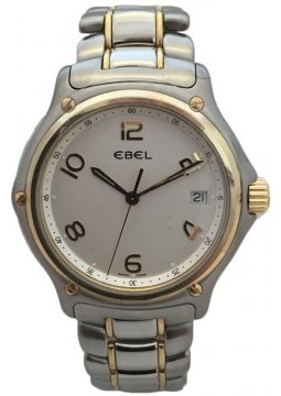 Ebel 1911 Quartz Mens watch, model number - 1187241/16665p, discount price of £1,010.00 from The Watch Source