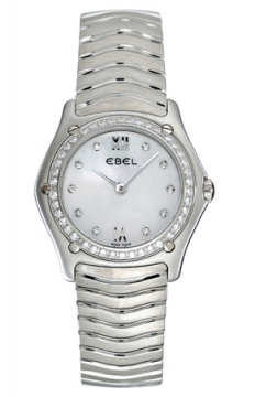 Buy this new Ebel Classic Wave 1213882 ladies watch for the discount price of £3,040.00. UK Retailer.