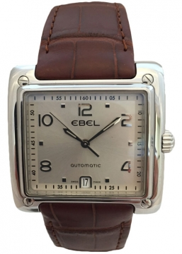 Ebel 1911 La Carree Mens watch, model number - 1214005, 9120i43/16535217, discount price of £1,135.00 from The Watch Source