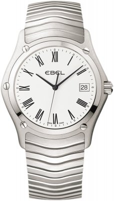 Buy this new Ebel Ebel Classic Gents 37mm 1215438 mens watch for the discount price of £1,530.00. UK Retailer.