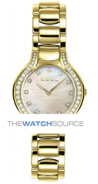 Ebel New Beluga Mini Ladies watch, model number - 1215871, discount price of £12,400.00 from The Watch Source