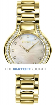 Ebel New Beluga Lady Ladies watch, model number - 1215874, discount price of £11,000.00 from The Watch Source