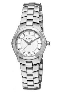 Buy this new Ebel Ebel Sport Quartz 27mm 1216015 ladies watch for the discount price of £990.00. UK Retailer.