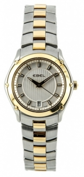 Ebel Ebel Sport Quartz 27mm Ladies watch, model number - 1216028, discount price of £1,700.00 from The Watch Source