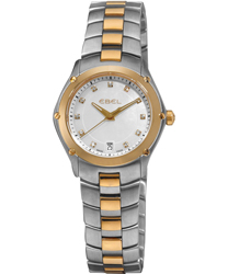 Ebel Ebel Sport Quartz 27mm Ladies watch, model number - 1216029, discount price of £2,040.00 from The Watch Source
