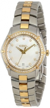 Ebel Ebel Sport Quartz 27mm Ladies watch, model number - 1216030, discount price of £2,420.00 from The Watch Source