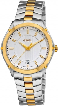 Buy this new Ebel Ebel Sport Quartz 40mm 1216031 mens watch for the discount price of £2,080.00. UK Retailer.