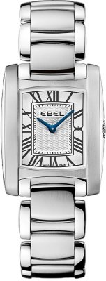 Buy this new Ebel Brasilia Mini 1216033 ladies watch for the discount price of £1,320.00. UK Retailer.