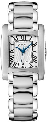 Buy this new Ebel Brasilia Lady 1216036 ladies watch for the discount price of £1,370.00. UK Retailer.