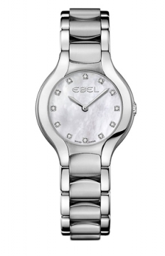 Ebel New Beluga Lady Ladies watch, model number - 1216038, discount price of £1,870.00 from The Watch Source