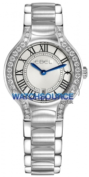 Buy this new Ebel New Beluga Lady 1216069 ladies watch for the discount price of £2,480.00. UK Retailer.