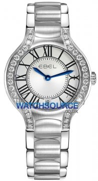 Buy this new Ebel New Beluga Grande 1216071 ladies watch for the discount price of £3,952.00. UK Retailer.