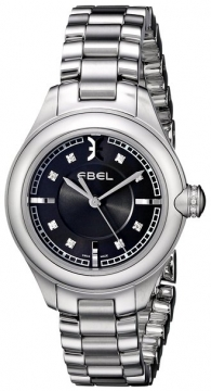 Ebel Ebel Onde Quartz 30mm Ladies watch, model number - 1216093, discount price of £1,620.00 from The Watch Source