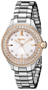 Ebel Ebel Onde Quartz 30mm Ladies watch, model number - 1216097, discount price of £4,350.00 from The Watch Source