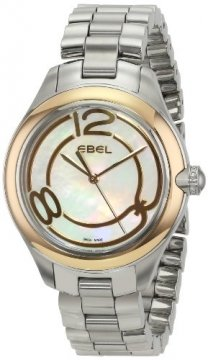 Ebel Ebel Onde Quartz 36mm Ladies watch, model number - 1216104, discount price of £2,975.00 from The Watch Source