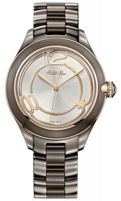 Buy this new Ebel Ebel Onde Quartz 36mm 1216105 ladies watch for the discount price of £2,630.00. UK Retailer.