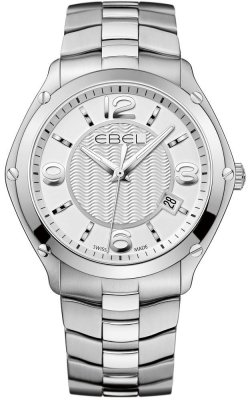 Buy this new Ebel Ebel Sport Quartz 40mm 1216175 mens watch for the discount price of £1,105.00. UK Retailer.