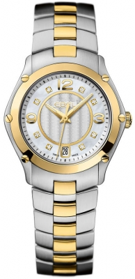 Buy this new Ebel Ebel Sport Quartz 27mm 1216183 ladies watch for the discount price of £2,125.00. UK Retailer.