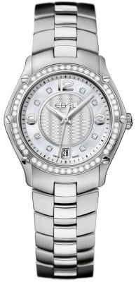 Buy this new Ebel Ebel Sport Quartz 27mm 1216189 ladies watch for the discount price of £1,695.00. UK Retailer.