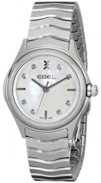Ebel Ebel Wave Quartz 30mm Ladies watch, model number - 1216193, discount price of £1,115.00 from The Watch Source