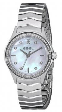 Ebel Ebel Wave Quartz 30mm Ladies watch, model number - 1216194, discount price of £1,755.00 from The Watch Source