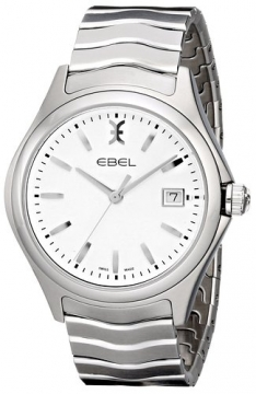 Ebel Ebel Wave Quartz 40mm Mens watch, model number - 1216201, discount price of £955.00 from The Watch Source