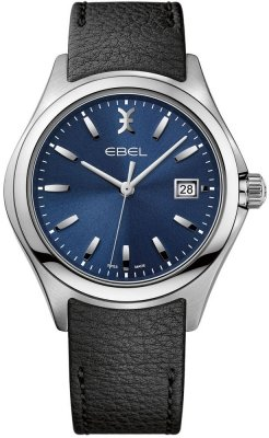 Buy this new Ebel Ebel Wave Quartz 40mm 1216329 mens watch for the discount price of £952.00. UK Retailer.