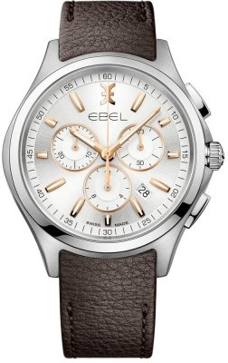 Ebel Ebel Wave Chronograph 42mm 1216341
